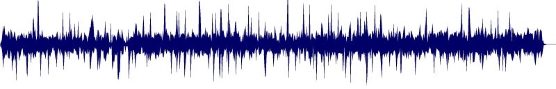 waveform of track #122922