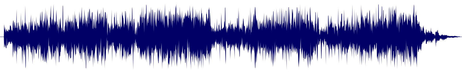 waveform of track #122938