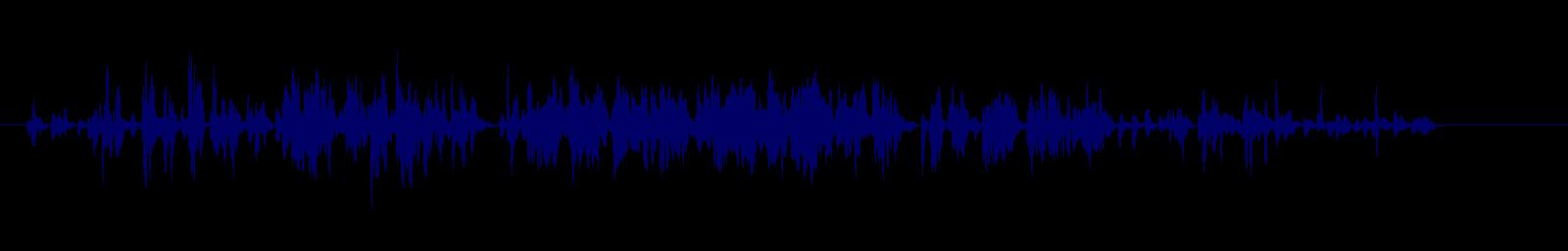 waveform of track #122960