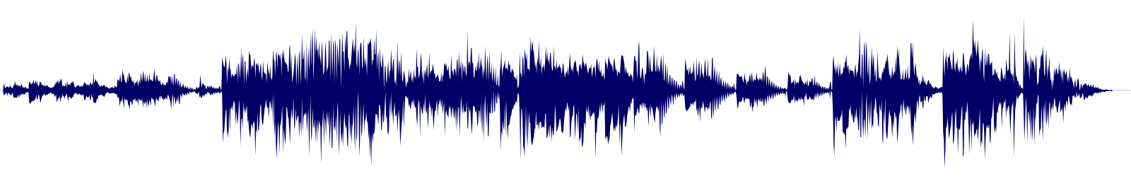 waveform of track #124385