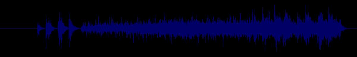 waveform of track #124509