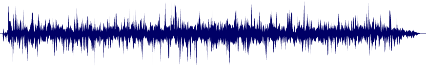 waveform of track #124542
