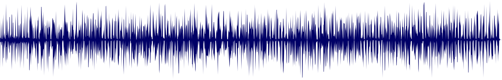 waveform of track #124546