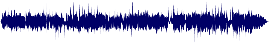 waveform of track #124729