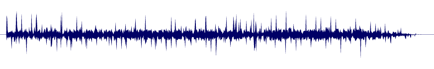 waveform of track #124961