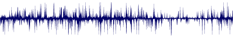 waveform of track #125252