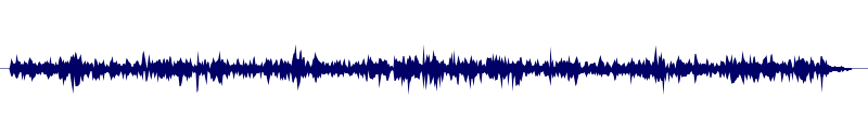 waveform of track #125260