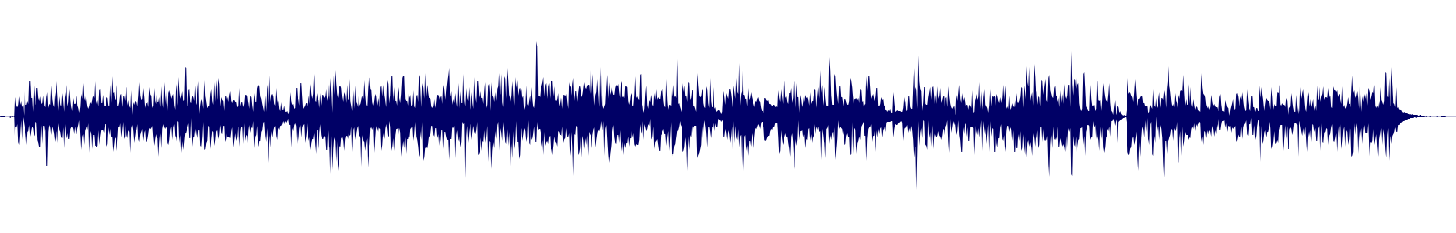 waveform of track #125451