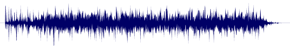 waveform of track #126038
