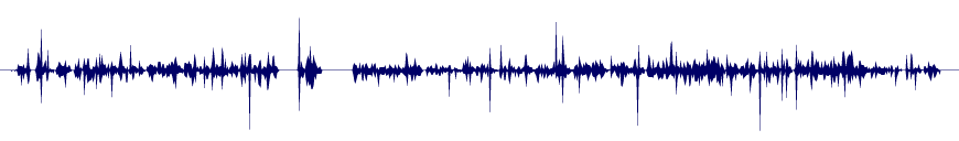 waveform of track #126921