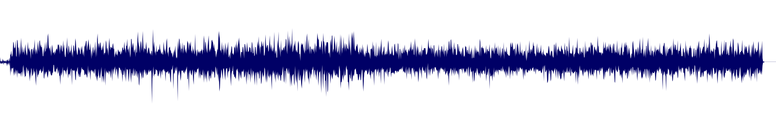 waveform of track #127161