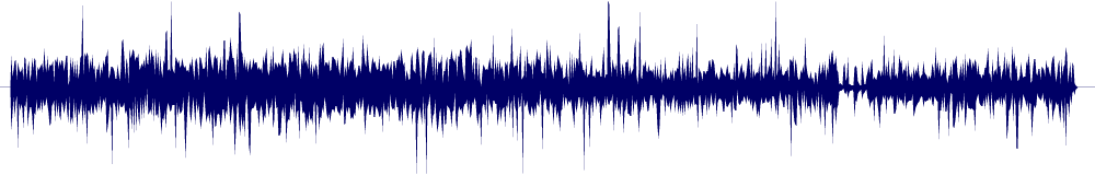 waveform of track #127254