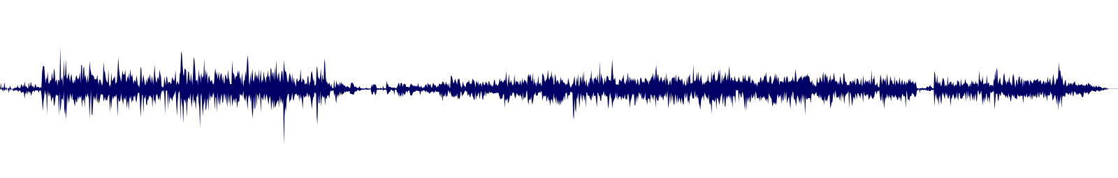 waveform of track #127434