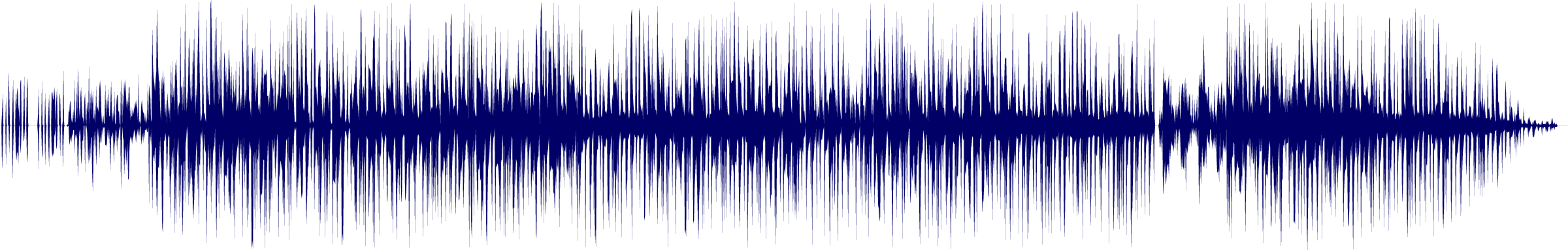 waveform of track #127956