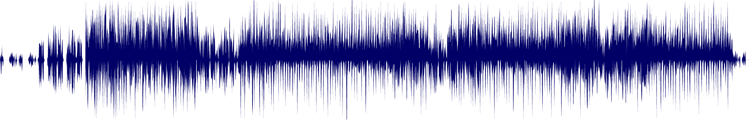 waveform of track #128006
