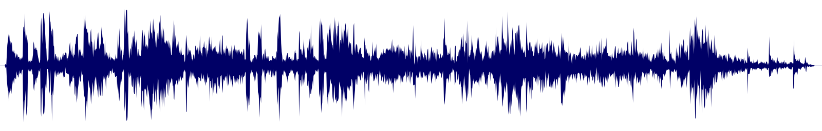 waveform of track #128686