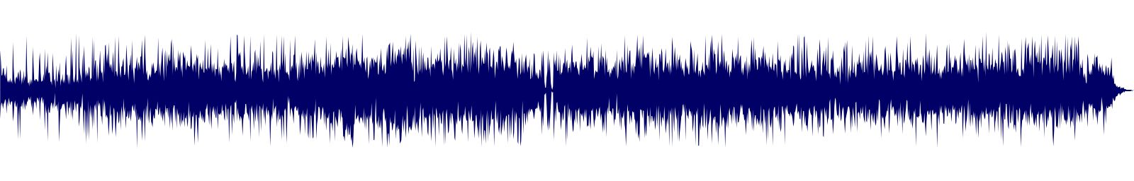 waveform of track #128718