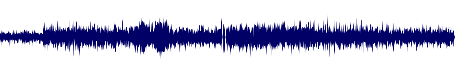 waveform of track #128720