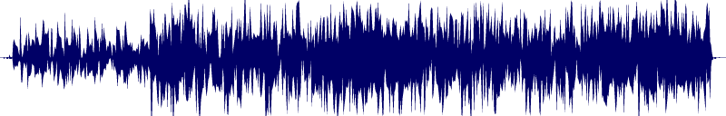 waveform of track #128764