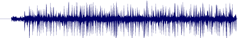 waveform of track #128813