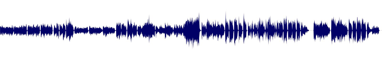 waveform of track #128951