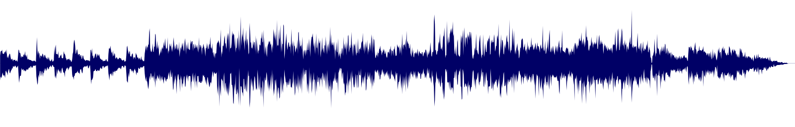 waveform of track #129064