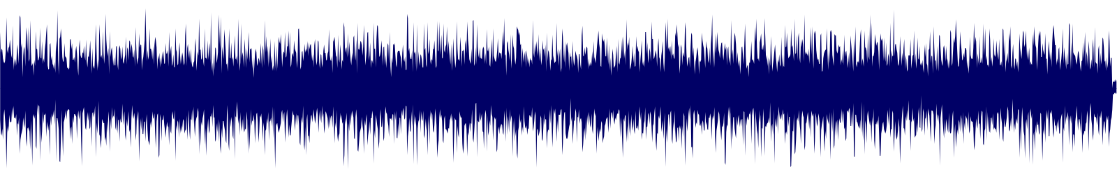 waveform of track #129084