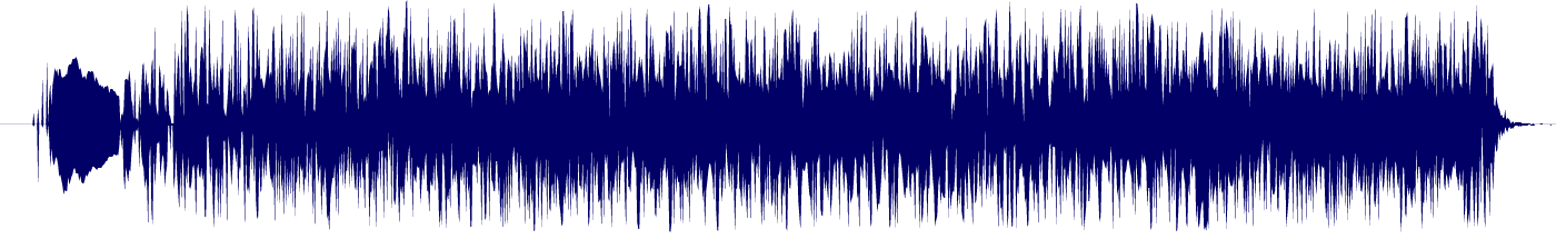 waveform of track #129119