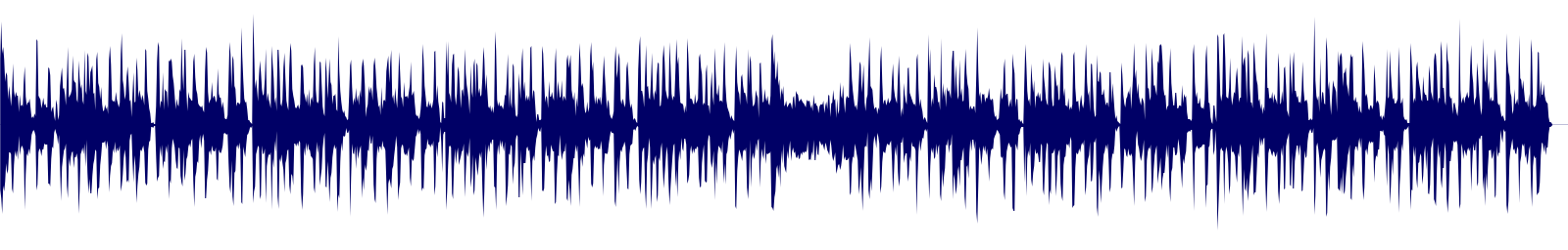 waveform of track #129269