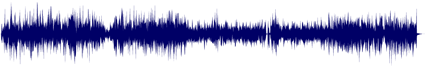 waveform of track #129307