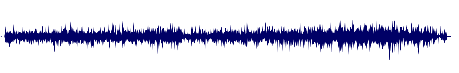 waveform of track #129424