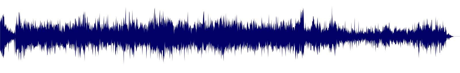 waveform of track #129642