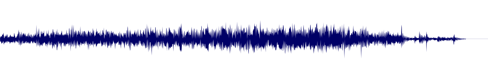 waveform of track #129697