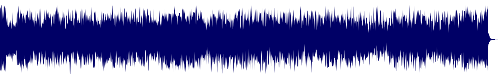 waveform of track #129740