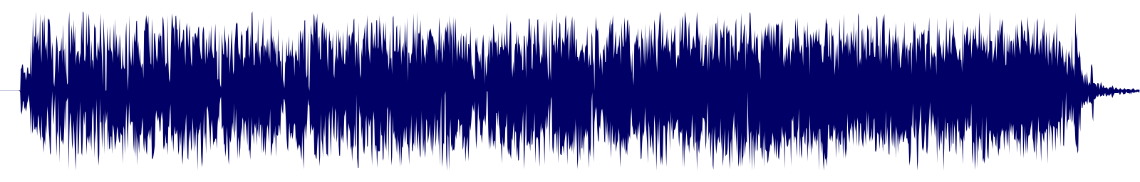 waveform of track #129820