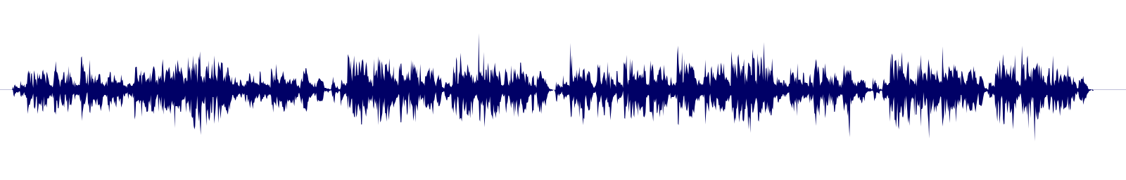 waveform of track #129882