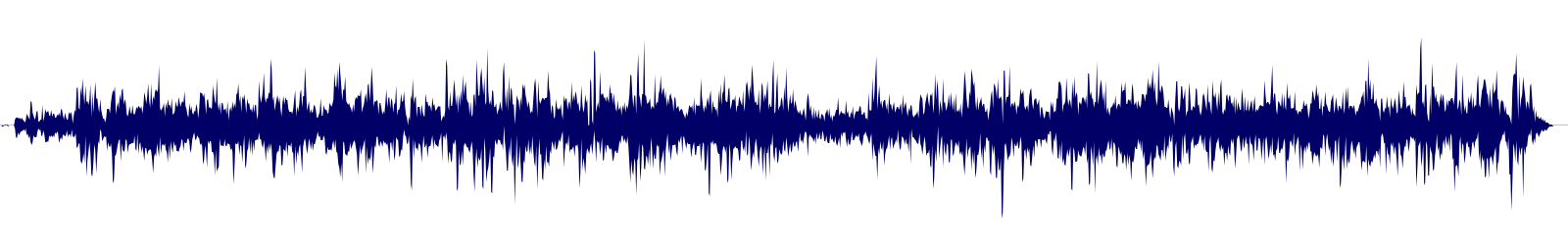 waveform of track #129902