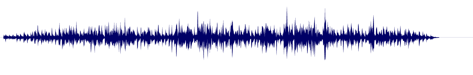 waveform of track #130084