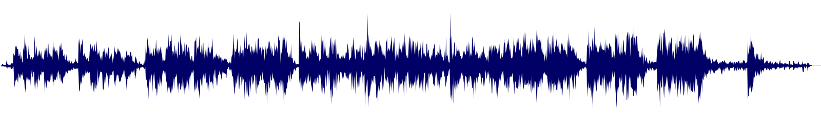 waveform of track #130097
