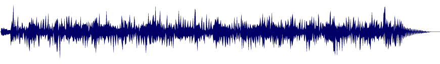 waveform of track #130111