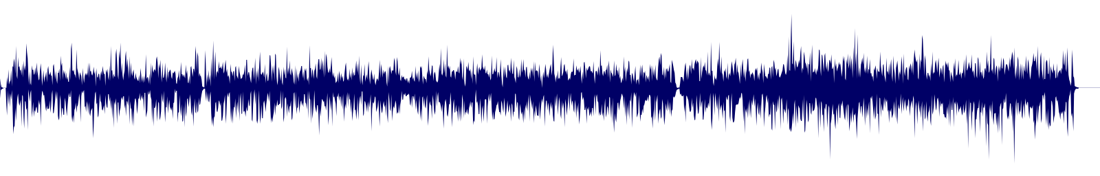 waveform of track #130285