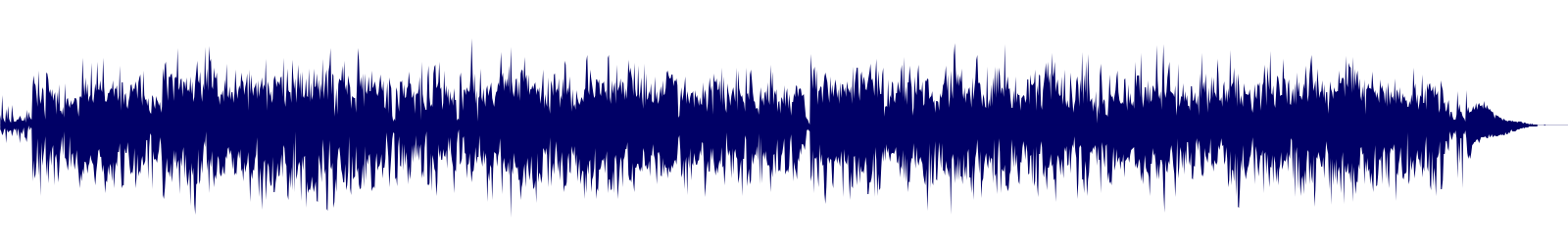 waveform of track #130462