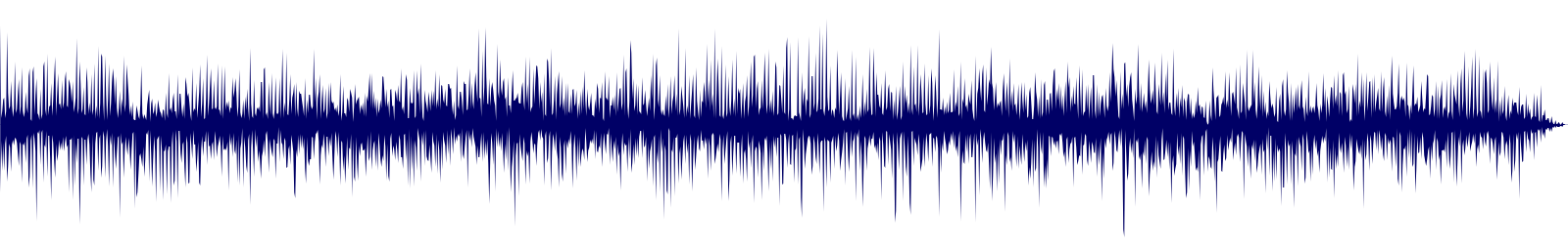 waveform of track #130653