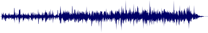 waveform of track #130727