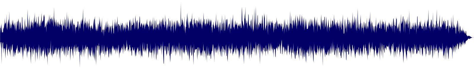 waveform of track #130985
