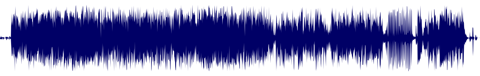 waveform of track #130992