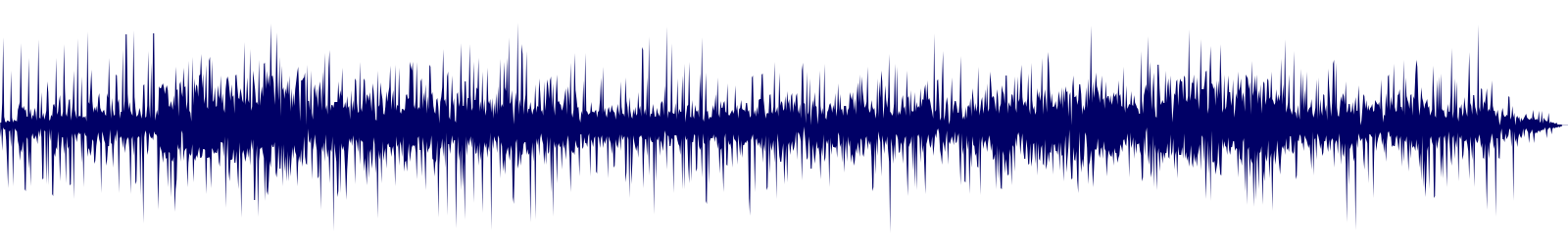 waveform of track #131078
