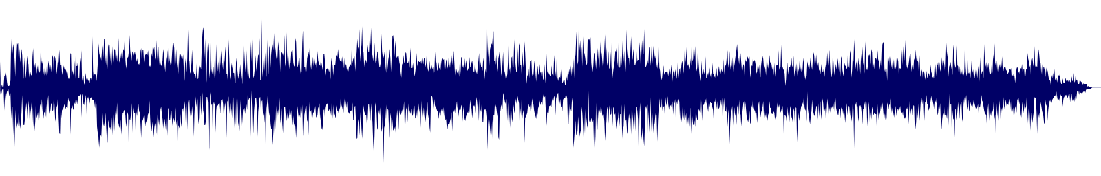 waveform of track #131231