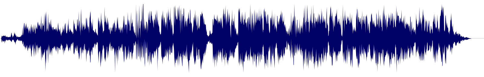 waveform of track #131244