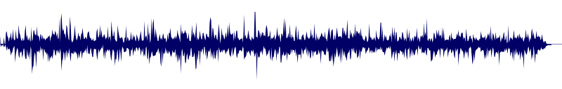 waveform of track #131254
